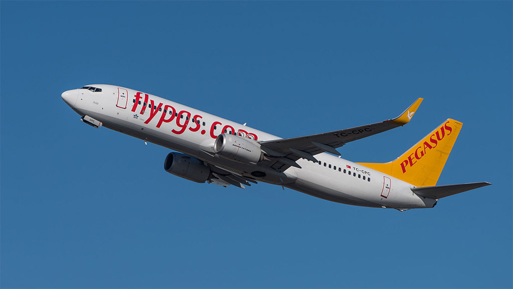 Pegasus Airlines - Boeing 737-800 (foto: Julian Herzog/Wikimedia Commons - CC BY 4.0)