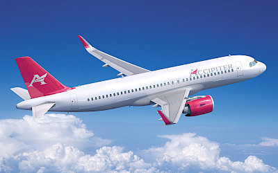 Accipiter Holdings - Airbus A320neo (foto: Airbus)