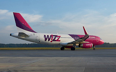 Wizz Air - Airbus A320 (Pixabay)