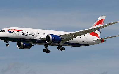 British Airways - Boeing 787-8 Dreamliner (foto: Krzysztof Kaczala/Wikimedia Commons - CC BY-SA 3.0)