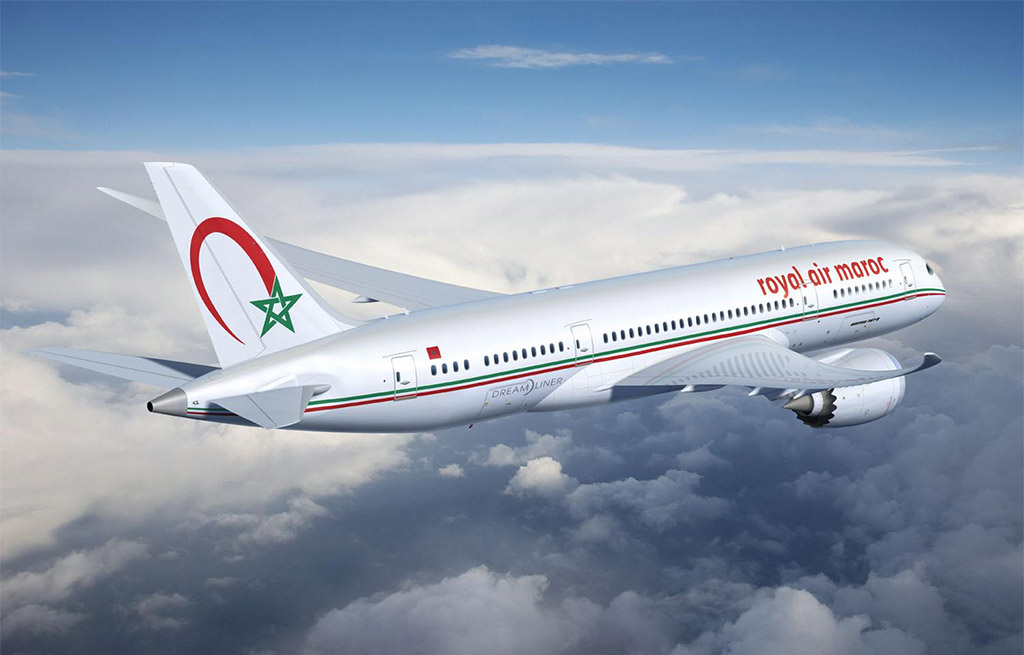 Royal Air Maroc - Boeing 787 Dreamliner (foto: Oneworld)