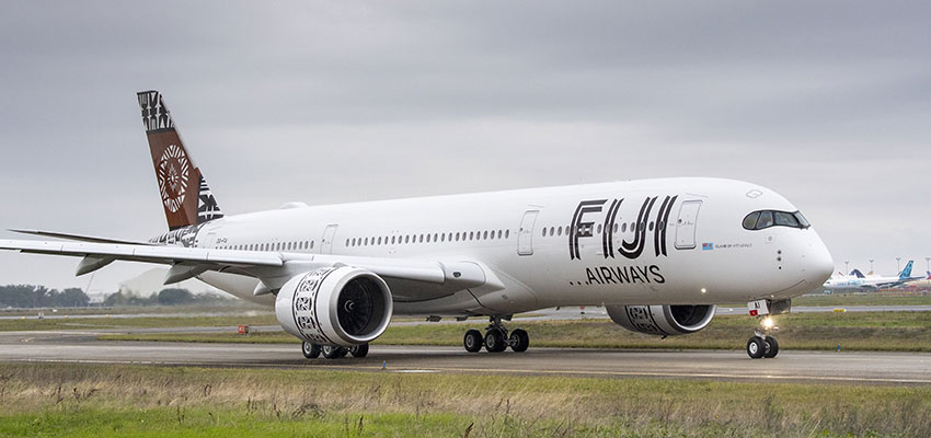 Fiji Airways - Airbus A350-900 XWB