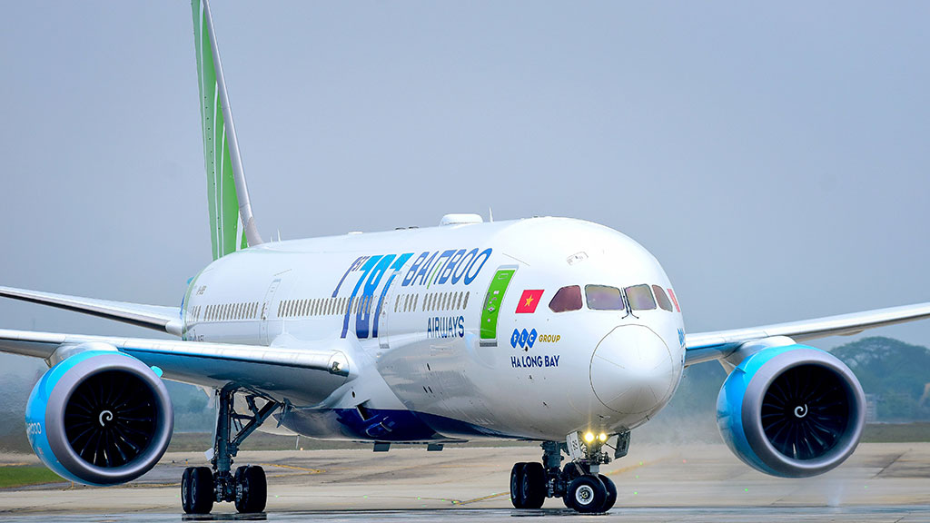 Bamboo Airways - Boeing 787-9 Dreamliner (foto: Bamboo Airways)