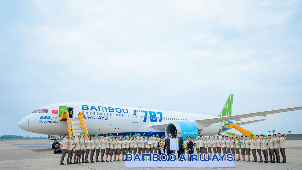 (foto: Bamboo Airways)