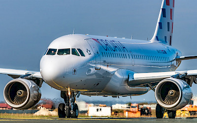 Croatia Airlines - Airbus A319 (foto: Croatia Airlines)