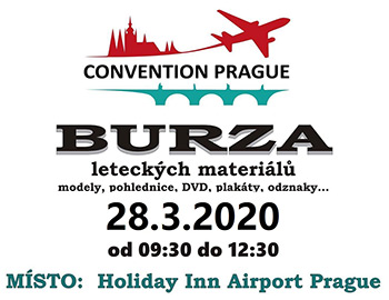 Convention Prague 2020